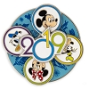 Disney Annual Pin - 2019 Spinner - Disney World