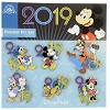 Disney Pin Trading Booster Set - 2019 Mickey & Friends