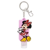 Disney Hand Sanitizer Keychain - Minnie Full Body Pink