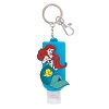 Disney Hand Sanitizer Keychain - Ariel and Flounder
