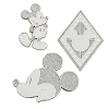 Disney 3 Pin Set - Mickey Mouse Memories - Legacy