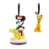 Disney Ornament Set - Mickey Mouse Memories - Duck The Halls
