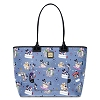 Disney Dooney & Bourke Tote - Mickey and Minnie Parks