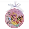 Disney Disc Ornament - Disney Princess The Adventure Is On - Pink