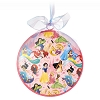 Disney Disc Ornament - Disney Princess Signatures and Slogans