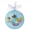 Disney Disc Ornament - Disney Princess Be The Hero of Your Own Story - Blue