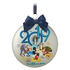 Disney Disc Ornament - 2019 Mickey and Friends Glass Disk - Disney World