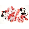 Disney Holiday Wreath - Mickey and Minnie Mouse - Valentines Hearts