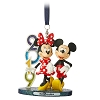 Disney Figure Ornament - 2019 Mickey and Minnie - Disney World