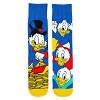 Disney Adult Socks - Scrooge McDuck and Nephews