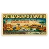 Disney Wooden Puzzle - Disney's Animal Kingdom Kilimanjaro Safaris