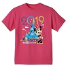 Disney Child Shirt - 2019 Minnie Mouse - Red