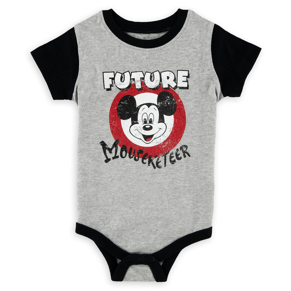 360b696f0 Disney Baby Bodysuit - Mickey Mouse Club - Future Mouseketeer