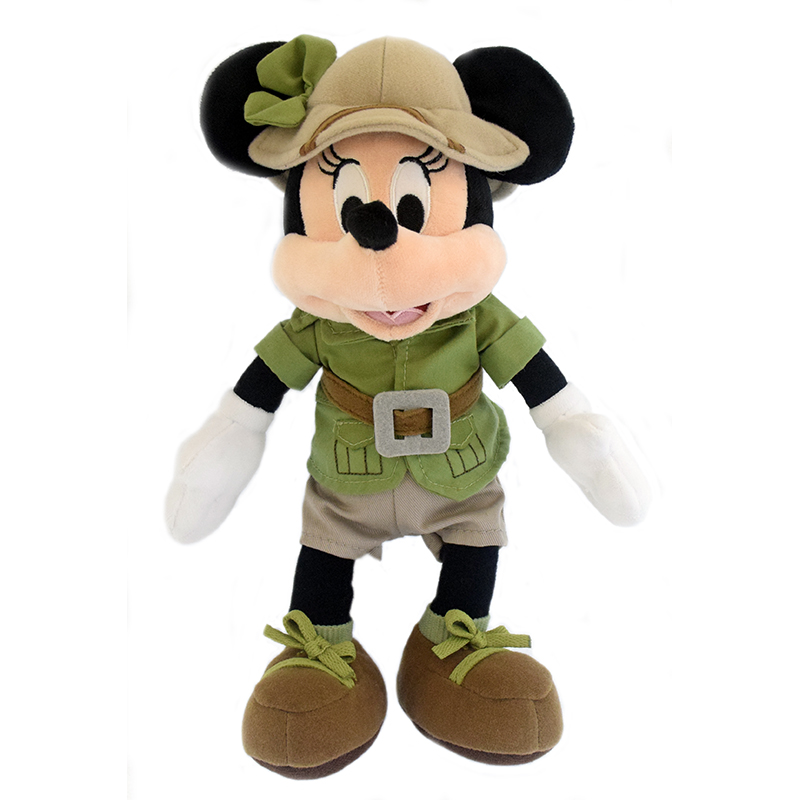 Disney Plush - Minnie Mouse Safari 9''