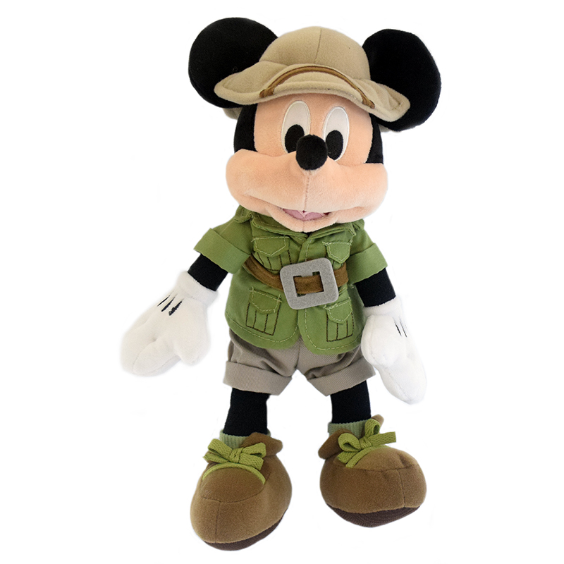 Disney Plush - Mickey Mouse Safari 9''