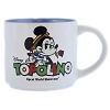 Disney Coffee Cup - EPCOT World Showcase - Italy - Topolino Mickey