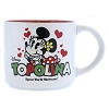 Disney Coffee Cup - EPCOT World Showcase - Italy - Topolino Minnie