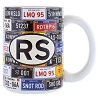 Disney Coffee Cup - CARS - Radiator Springs - Road Trip