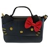 Disney Crossbody Bag - Black Glam Hello Kitty by Loungefly
