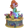 Disney Precious Moments Figurine - Little Mermaid Music Box