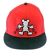 Disney Baseball Cap - Mickey Mouse Icon Patch - Flat Bill