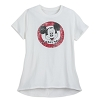 Disney Women's Shirt - Mickey Mouse Club - Rhinestone Details