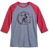 Disney Adult Shirt - Mickey Mouse Club Raglan