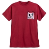 Disney Adult Shirt - Mickey Mouse Club - Mouseketeers Red