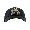 Disney Adult Hat - Disneyland 60th Anniversary Celebration - Black