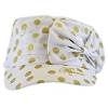 Disney Baseball Cap - Minnie Mouse - Bow - Cadet - Gold and White