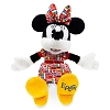 Disney Plush - EPCOT Flags - Minnie Mouse - 11''