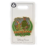 Disney Anniversary Pin - Robin Hood 45th Anniversary - Robin and John
