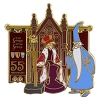 Disney Anniversary Pin - Sword in the Stone 55th Anniversary - King Arthur