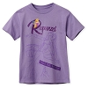 Disney Girl's Shirt - Princess Rapunzel - Tangled Hair, Don't Care