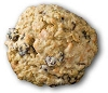Disney Minnie's Sweets - Gourmet Cookie - Oatmeal Raisin