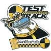 Disney E-Ticket Attractions Pin -Test Track Attraction - Goofy