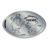 Disney Pressed Quarter - Friends - Pumbaa and Simba