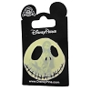 Disney Jack Skellington Pin - Jack Skellington Face with Sally Glow