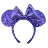 Disney Minnie Ears Headband - Purple Potion Minnie Mouse