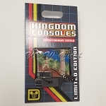 Disney Kingdom Consoles Pin - #11 Jungle Book