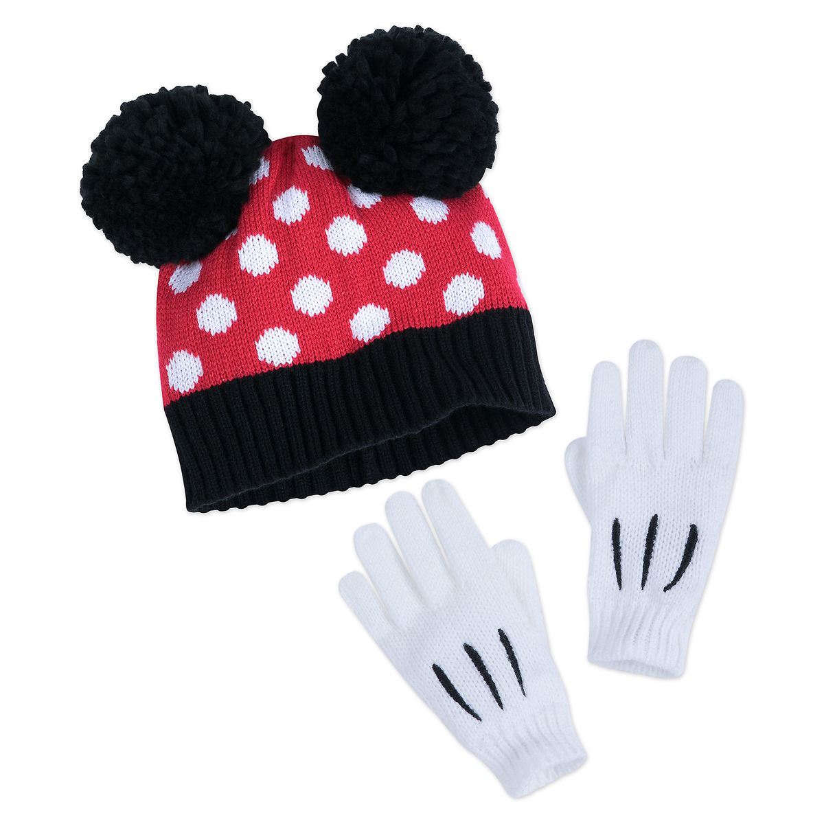 fc8b29a75cf Add to My Lists. Disney Hat and Gloves Set - Minnie Mouse for Kids
