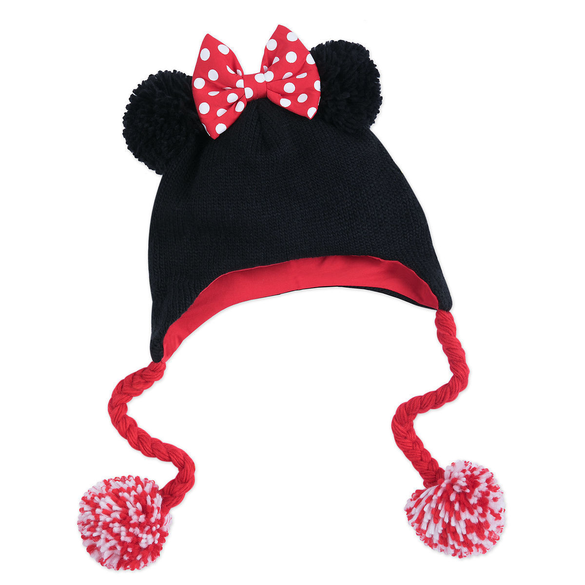 Disney Knit Hat - Minnie Mouse for Adults