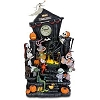 Disney Clock - Tim Burton's Nightmare Before Christmas - Jack and Friends - Light-Up