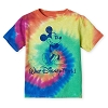 Disney Toddler's Shirt - Mickey Mouse Tie-Dye T-Shirt