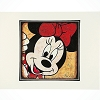 Disney Artist Print - Joe Kaminski - Minnie Mouse - Peeking