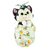 Disney Babies Plush - Baby Figaro with Blanket Pouch - Pinocchio