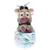 Disney Babies Plush - Baby Sven with Blanket Pouch - Frozen