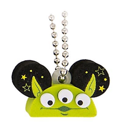 0f871cdd7 Disney Keychain - Foam Ear Hat Series - Toy Story Alien