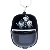 Disney Keychain Keyring - Magic Kingdom - Haunted Mansion Car - Light Up