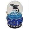 SeaWorld Snow Globe - 2019 Sea Life Logo